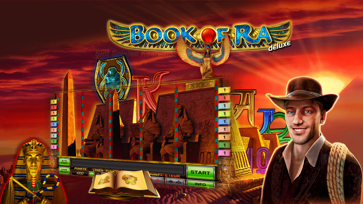 Book Of Ra Spielem