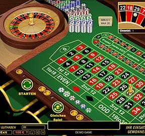 Direkt spielen ohne anmeldung roulette